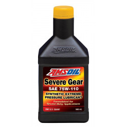 Amsoil Severe Gear 75W-110