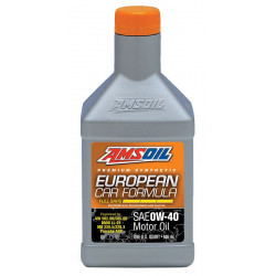 AMSOiL European Car Formula 0W40 FULL SAPS 0.946L