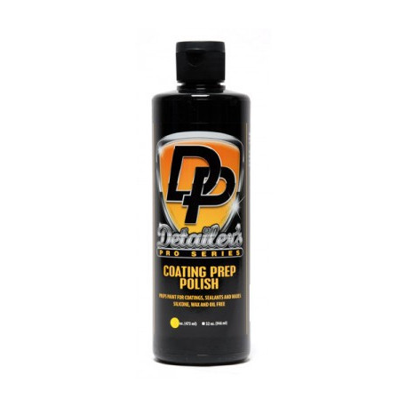 Detailer's Coating Prep Polish 473ml