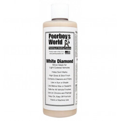 Politura POORBOY'S WORLD White Diamond Show Glaze 473ml