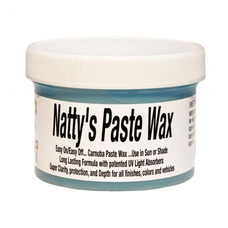 Wosk POORBOY'S WORLD Natty's Paste Wax Blue 227g