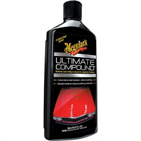 Środek do czyszczenia lakieru - MEGUIAR'S Ultimate Compound