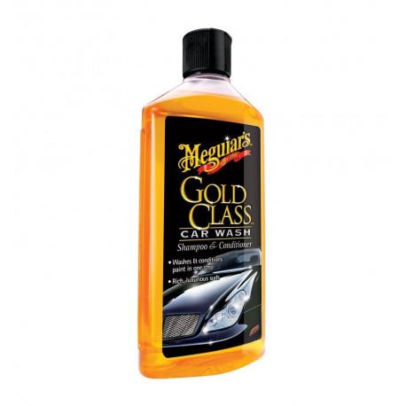 Szampon samochodowy - MEGUIAR'S Gold Class Car Wash Shampoo & Conditioner 473ml