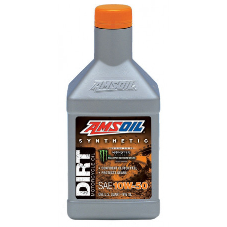 Amsoil Synthetic Dirt Bike Oil 10W40