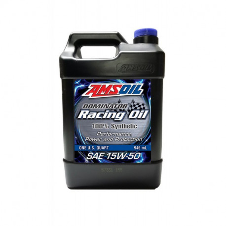 AMSOiL Dominator Synthetic Racing Oil 15W50