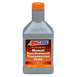 Amsoil Synthetic Synchromesh Transmission Fluid MTF