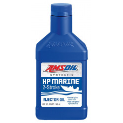 Amsoil HP Marine Synthetic 2-Stroke Oil
