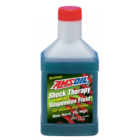 Amsoil Shock Therapy Suspension Fluid 5 Light - olej do amortyzatorów