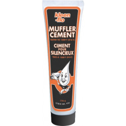 Cement, pasta do tłumików 450 kleen-flo