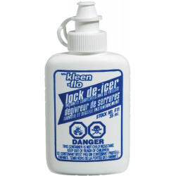 Kleen-flo Smar i odmrazacz do zamkow