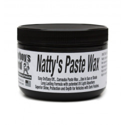 Wosk POORBOY'S WORLD Natty's Paste Wax Black 227g