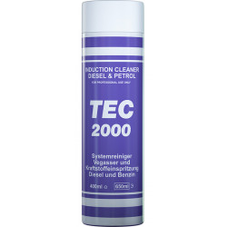 TEC-2000 INDUCTION CLEANER 400ML
