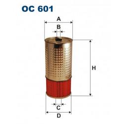 FILTRON FILTR OLEJU OC601