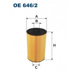 FILTRON FILTR OLEJU OE646/2