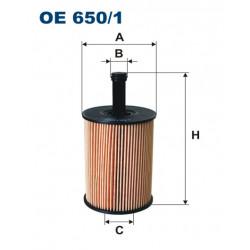 FILTRON FILTR OLEJU OE 650/1