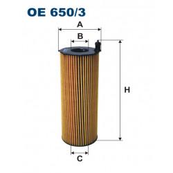FILTRON FILTR OLEJU OE 650/3