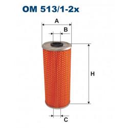 FILTRON FILTR OLEJU OM513/1-2X