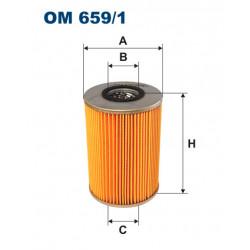 FILTRON FILTR OLEJU OM659/1