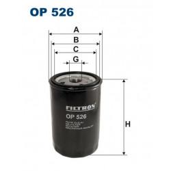 FILTRON FILTR OLEJU OP526