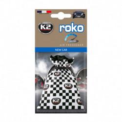 K2 ROKO RACE ZAPACH SAMOCHODOWY NEW CAR