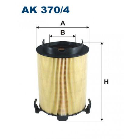 FILTRON FILTR POWIETRZA AK 370/4