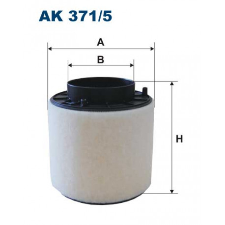 FILTRON FILTR POWIETRZA AK 371/5