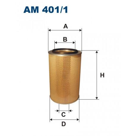 FILTRON FILTR POWIETRZA AM401/1