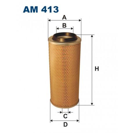 FILTRON FILTR POWIETRZA AM413