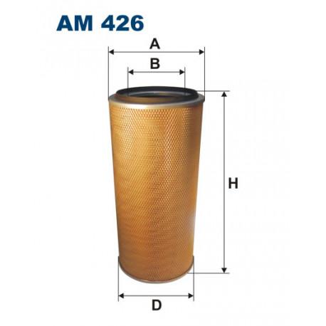 FILTRON FILTR POWIETRZA AM426