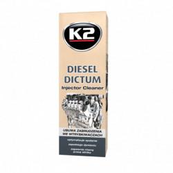 K2 DIESEL DICTUM 500ML CZYSCI UKLAD