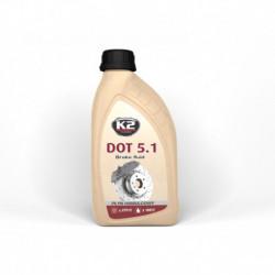 PLYN HAMULCOWY DOT-5.1 0,5L K2