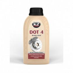 PLYN HAMULCOWY DOT-4 0,25L K2