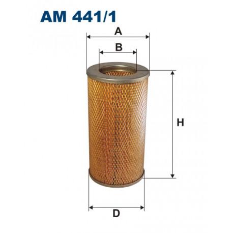 FILTRON FILTR POWIETRZA AM 441/1