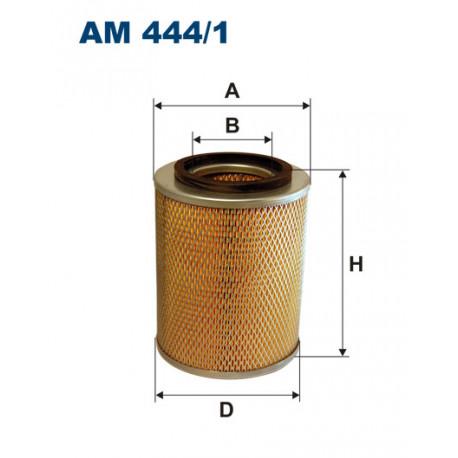 FILTRON FILTR POWIETRZA AM444/1