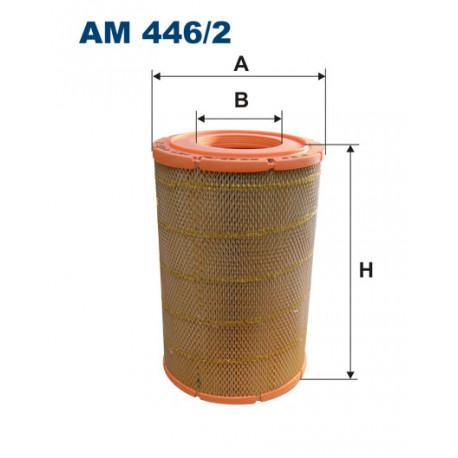 FILTRON FILTR POWIETRZA AM446/2