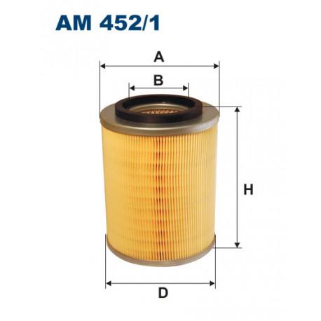 FILTRON FILTR POWIETRZA AM452/1