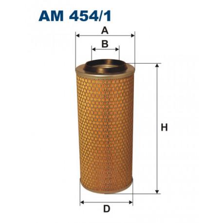 FILTRON FILTR POWIETRZA AM454/1
