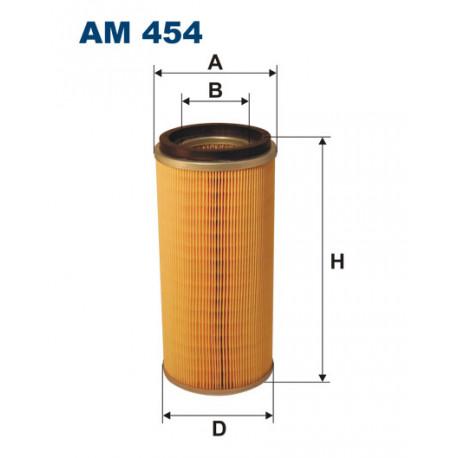 FILTRON FILTR POWIETRZA AM454