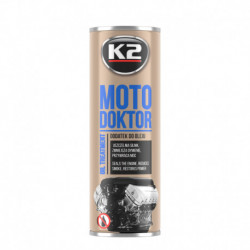 K2-MOTO DOCTOR ZMNIEJSZA SPALANIE OLEJU
