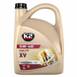 OLEJ K2 5W-40 5L C3 SN/CF XV