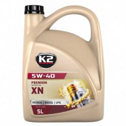 OLEJ K2 5W-40 TD 5L SN/CF XN