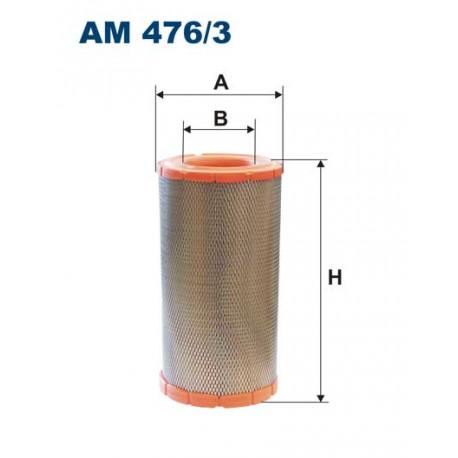 FILTRON FILTR POWIETRZA AM476/3