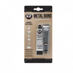 K2 METAL BOND KLEJ EPOKSYDOWY 58G