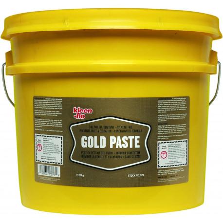 Złota pasta do montażu opon Kleen-flo