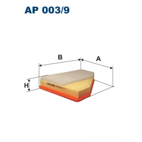 FILTRON FILTR POWIETRZA PT CRUISER 2.2CRD 02- AP003/9