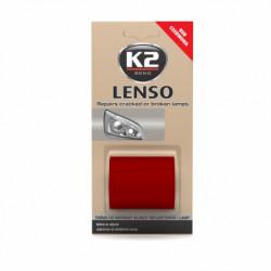 K2-LENSO TASMA DO NAPRAWY REFLEKT CZERWO