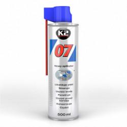 K2 007 WIELOFUNKCYJNY ŚRODEK SMARUJĄCY 500 ML