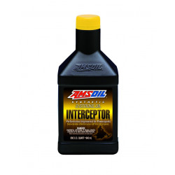 Amsoil INTERCEPTOR Synthetic 2-Stroke Oil
