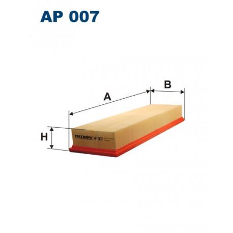 FILTRON FILTR POWIETRZA AP 007