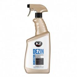 K2-DEZIN DEZYNFEKCJA POWIERZCHNI 770ML